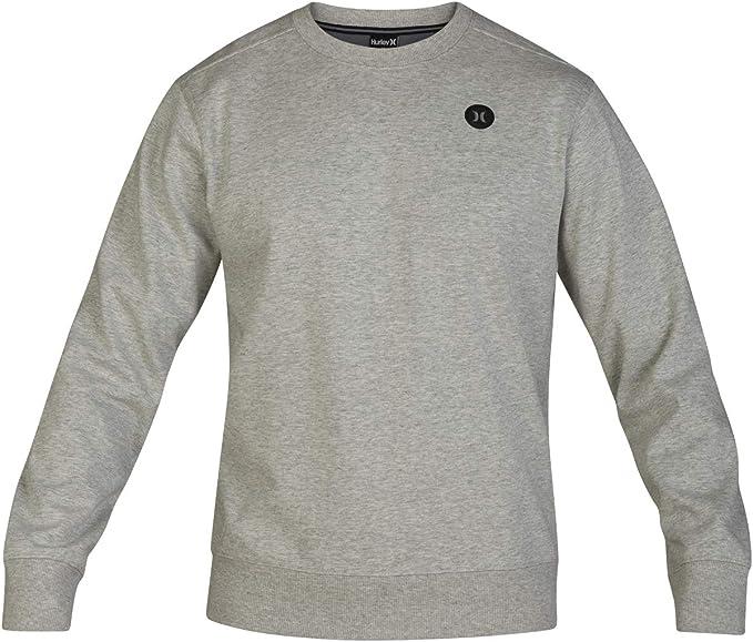 Hurley M Therma Protect Crew Fleece Sweatshirt Hombre