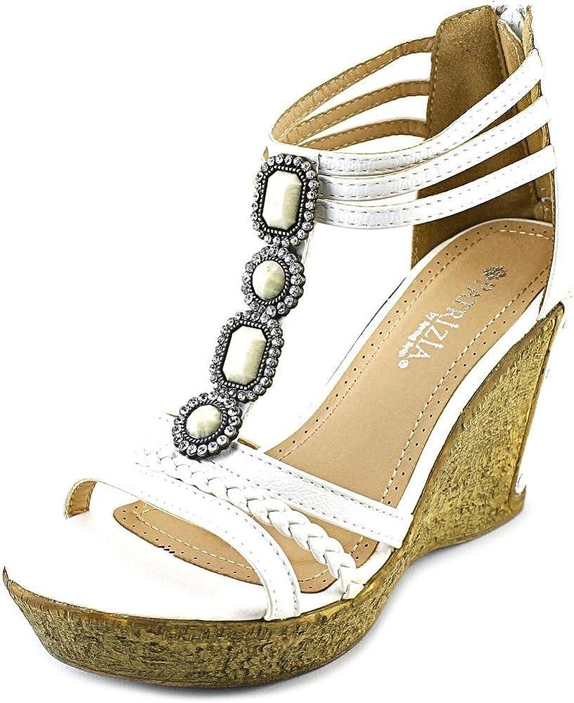 PATRIZIA Women's Pearl Wedge Sandal