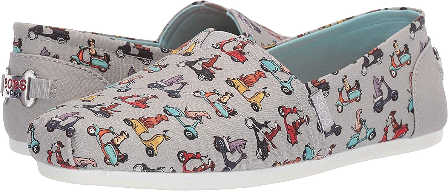 Skechers BOBS from Women's Bobs Plush - Pup Patrol