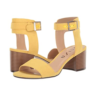 Unisa Emale 3 (Light Mustard/Yellow) Women