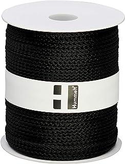 Hummelt SilverLine-Rope Universalseil Polypropylenseil 3mm 100m schwarz auf Rolle