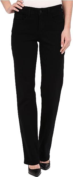 Hayley Straight in Black
