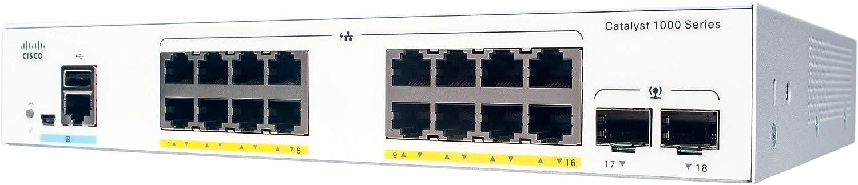 CISCO CATALYST 1000 16PORT GE