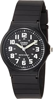 Casio Casual Watch Analog Display Japanese Quartz For Men Mq-71-1Bdf, Black Band