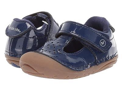 Stride Rite SM Amalie (Infant/Toddler) (Navy) Girls Shoes