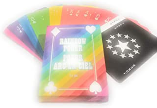 Rainbow Jumbo Playing Cards 4