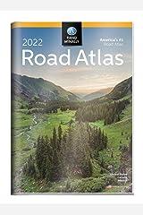 Rand McNally 2022 Road Atlas with Protective Vinyl Cover (United States, Canada, Mexico) (Rand McNally Road Atlas United States/Canada/Mexico (GIFT EDITION)) Paperback