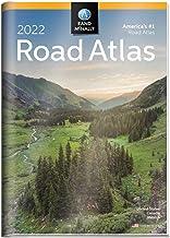 Rand McNally 2022 Road Atlas with Protective Vinyl Cover (United States, Canada, Mexico) (Rand McNally Road Atlas United S...