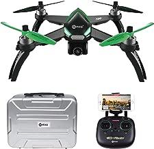 Contixo F20 RC Remote App Controlled Quadcopter Drone   1080p HD WiFi Camera, Follow Me, Auto Hover, Altitude Hold, GPS, 1-Key Takeoff/Landing Auto Return Home Includes Storage