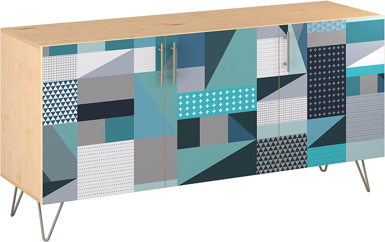Poppy Sideboard - Weekly update Natural Velma Design 11 sold out 5 Base Sty in Colors
