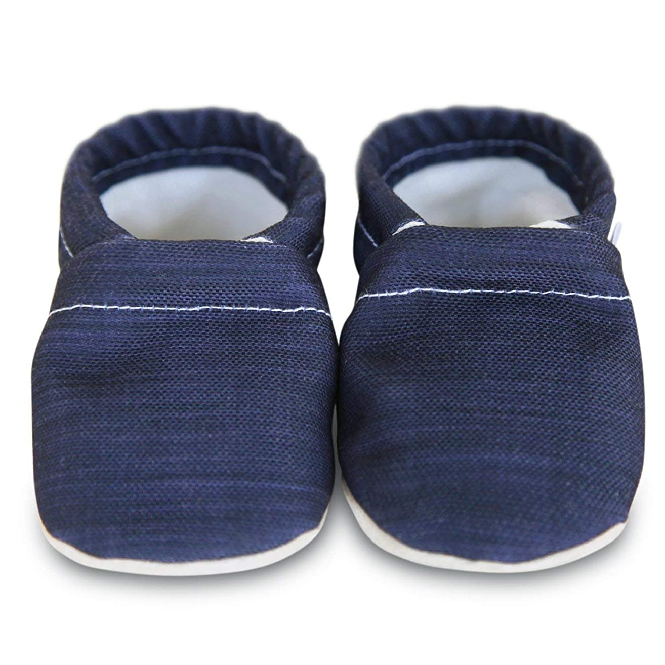 CLAMFEET Organic soft soled baby shoes, ZACH