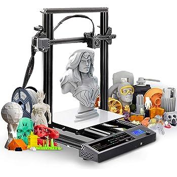 SUNLU Stampante 3D FDM, S8 Mode Stampante 3D FDM 310x310x310 Assemblaggio Rapido, Fast Assembly, Heated Bed