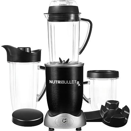 NUTRIBULLET 1700 W - Blender - Fonction Chauffante Soupe - Technologie Cyclonique Brevetée - Extracteur de jus - Repas Healthy