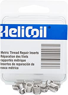 Helical Insert, 304SS, M6x1, PK12
