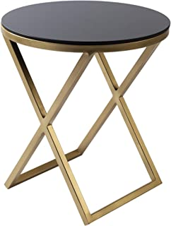 Amazon Com End Tables Sled End Tables Tables Home Kitchen