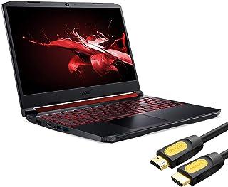 "Acer Nitro 5 Gaming Laptop 15.6"" IPS Full HD, NVIDIA GTX 1650, Core i5-9300H hasta 4.10 GHz, 16GB RAM, 256GB SSD+1TB HDD, ..."