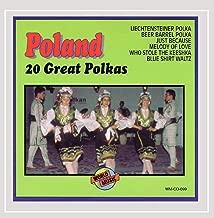 Poland - 20 Great Polkas