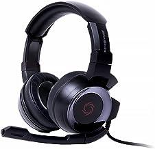 Fone de ouvido para jogos AVerMedia SonicWave 3,5 mm para PC, Xbox One, PS4, Nintendo Switch (GH335), Fone de ouvido para ...