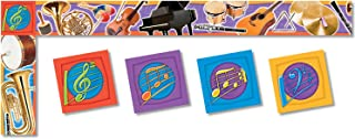 NORTH STAR TEACHER RESOURCE Musical Instruments All Around The Board Trimmer