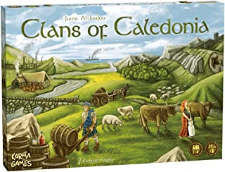 Best clans of caledonia Reviews