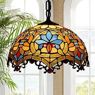 Amazing Amazon Com Stained Glass Chandeliers Ceiling Lights Download Free Architecture Designs Xoliawazosbritishbridgeorg