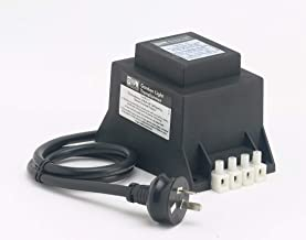 HPM RGLTR220 200VA Garden Light Transformer 200VA Garden Light Transformer, Black
