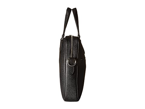 COACH Silver 5 Black Bag Hudson PHrwqP