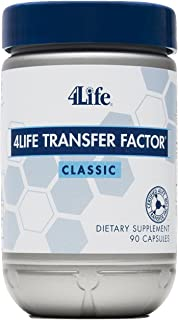 4Life Transfer Factor Classic (90 capsules) by 4Life Research