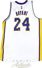 Kobe Bryant Autographed Adidas White Swingman Jersey ~Open Edition Item~