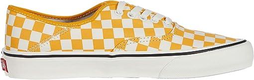 (Checkerboard) Cadmium Yellow/Marshmallow