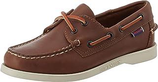Sebago Women's Docksides Portland W 7000530 Boat Shoes (Total Black 924)