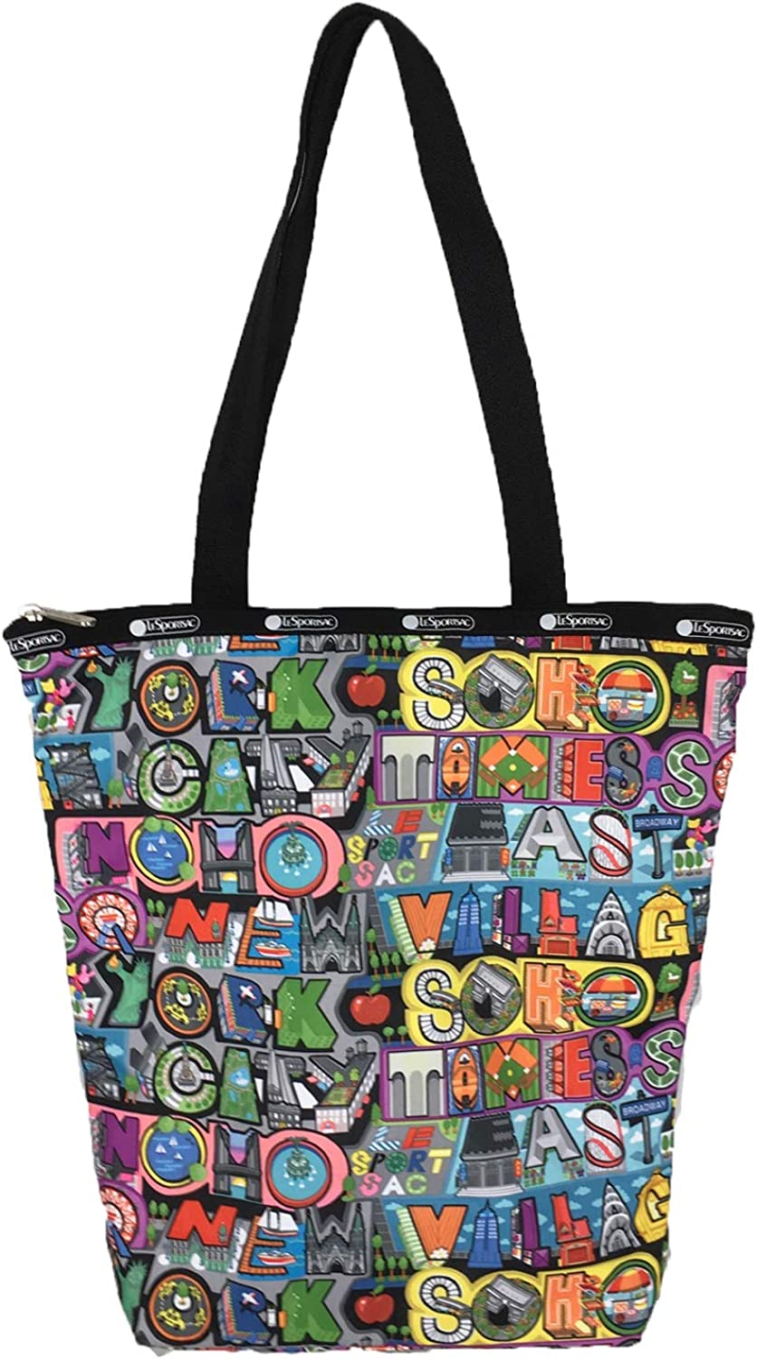 LeSportsac Daily Tall Tote, Limited Edition NYC