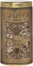 Jarved Columbian Arabica Instant Coffee: 150g |Makes 75 cups| 100% Agglomerated Freeze Dried Coffee | Premium Tin Box