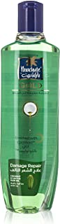 Parachute Gold Damage Repair Coconut & Cactus Hair Oil, 100% natural cocolipid nourishment, 300 ml