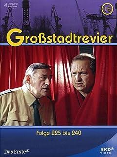 Großstadtrevier: Vol. 15 / Staffel 20 / Folgen 225-240 / Amaray