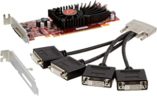 VisionTek ATI Radeon HD 5570 1 GB SFF 4-Port VHDCI x16 PCI Express Graphics Card (900345) by VISIONTEK MASS STORAGE [並行輸入品]