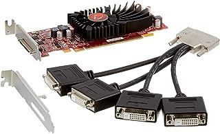 VisionTek Radeon 5570 SFF 1GB DDR3 4M VHDCI DVI (4x DVI-D) Graphics Card - 900345