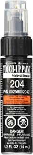 Best toyota midnight black metallic paint Reviews