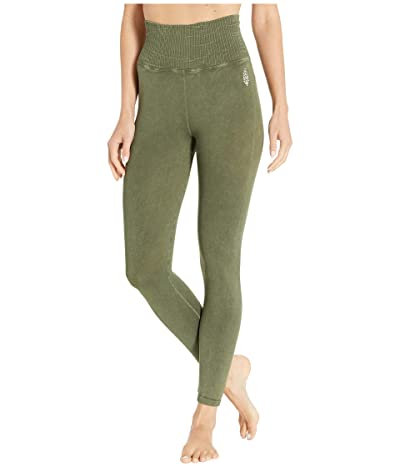 FP Movement Om Shanti Leggings (Army) Women