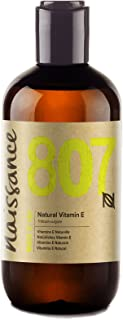 Naissance Natural Vitamin E Oil 250ml. 100% Pure & Natural