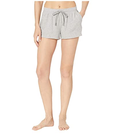 ALO Daze Shorts (Dove Gray Heather) Women