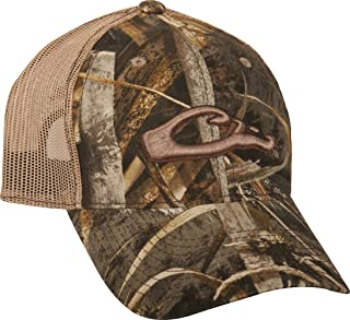 Drake Waterfowl Men's 6-Panel Camo Mesh-Back Cap