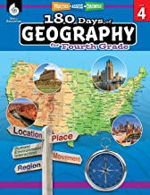 Download 180 Days of Social Studies: Grade 4 - Daily Geography Workbook for Classroom and Home, Cool and Fun Practice, Elementary School Level Activities ... to Build Skills (180 Days of Practice) PDF