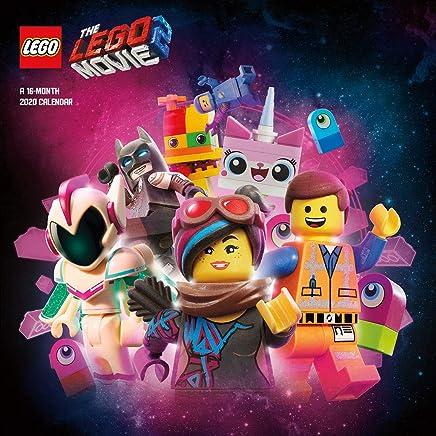 Lego May 2020 Calendar The Lego Movie 2 2020 Calendar: 9781438870847: Amazon.com: Books