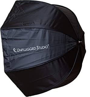 "UNPLUGGED STUDIO 32""/ 80cm Umbrella Octagon Softbox with Carrying Bag for Portrait or Product Photography SB-080"