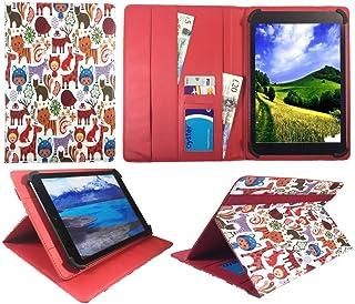 Lovewlb Tablet Custodia per Digiland Dl1008m 10.1 Custodia Pelle Stand Case Cover TT