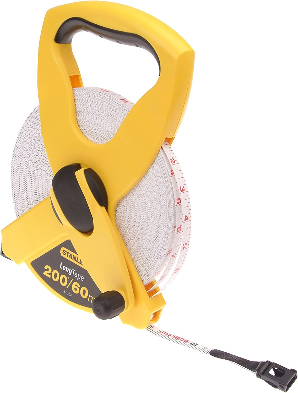 Open Reel Fibreglass Tape Today's only 60m Width 200ft 13mm Ranking TOP7
