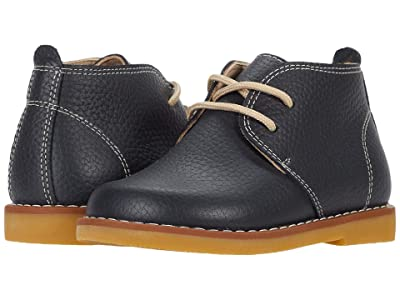 Elephantito Vintage Bootie (Toddler/Little Kid/Big Kid) (Navy 1) Boys Shoes