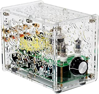 nobsound FU32 Vacuum Tube Amplifier; Stereo Single Ended Power Amp; Assembled tarjeta 3 W × 2 for Audio Phile diyer