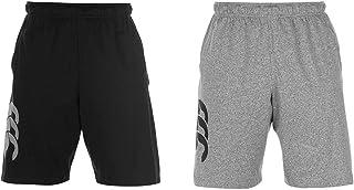 Canterbury CCC Logo Shorts Mens Bottoms Short Gym Fitness Sportswear